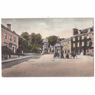 LISKEARD Parade, Cornwall Postcard By Frith Unused • 5.50£