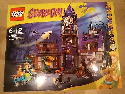 Lego Scooby Doo Mystery Mansion 75904 Retired Set. Boxed With Instructions -... • 124.99£