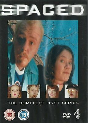 £1.45 • Buy Spaced: The Complete First Series (DVD - Simon Pegg) T2TCDVD1187 E02