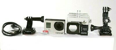 $ CDN84.10 • Buy GoPro Hero 3 - 4K Black Edition PLUS Case, Mounting Accessories, 16 Gb SD Card