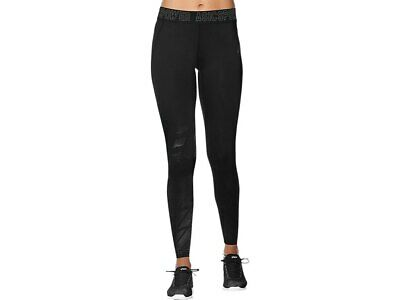 Asics Women's Recovery Tights Fitness Training Recovery Tights - Black - New • 29.99£