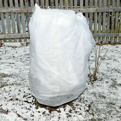 £9.98 • Buy 2mx10m 60gsm Frost Protection Fleece Horticultural Plant Garden Tree Warming UK