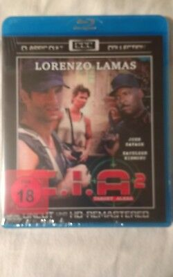 Ci.a Ii   Target Alexa  Blu-ray  Lorenzo Lamas  New & Sealed • 14.99£