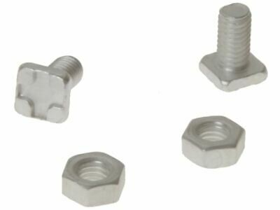 ALM Manufacturing GH004 Square Glaze Bolts & Nuts Pack Of 20 • 4.22£
