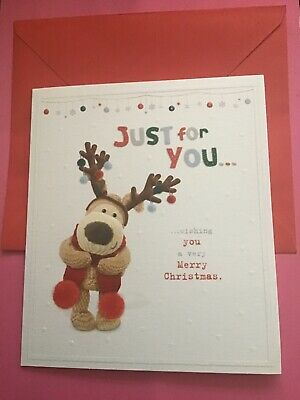 £3.45 • Buy Just For You -Boofle - Christmas Card