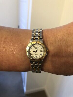 Ladies Raymond Weil Tango Watch Model Number 5360 - Very Good Condition • 250£
