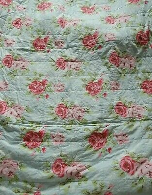 Cath Kidston Bedspread Antique Rose And Spots King Size • 50£