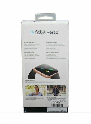 $ CDN178.60 • Buy NEW Fitbit FB505RGLV Versa Special Edition Lavender/Rose Gold Small & Large Band