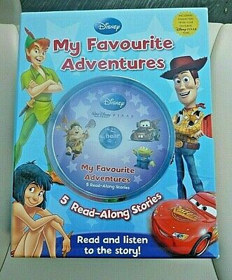 My Favourite Adventures 5 Read Along Stories • 0.99£
