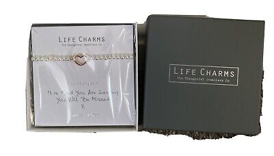 Life Charm Sorrry You Leaving Braclet • 5£