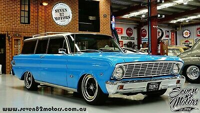 AU52000 • Buy 1964 Ford Falcon 2 Door V8 Challenger Wagon Suit Mustang Squire XL XM XK Sprint