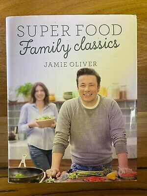 AU18.97 • Buy Super Food Family Classics By Jamie Oliver (Hardback, 2016) Good Condition