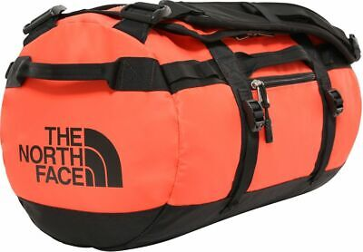 THE NORTH FACE Base Camp Duffel T93ETNSH9 Waterproof Travel Bag 31 L Size XS New • 99.99£