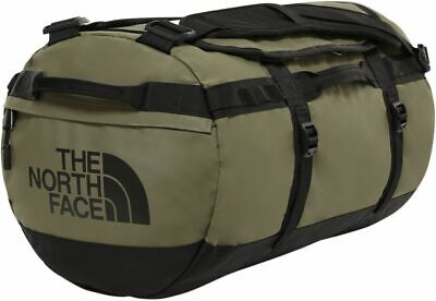 THE NORTH FACE Base Camp Duffel T93ETON0W Waterproof Travel Bag 50 L Size S New • 112.99£