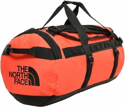 THE NORTH FACE Base Camp Duffel T93ETPSH9 Waterproof Travel Bag 71 L Size M New • 121.99£