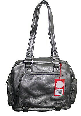 Il Tutto Pewter After Baby Bag And Accessories NWT SSP £229 • 90£