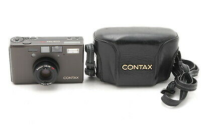 $ CDN2631.71 • Buy 【N MINT】Contax T3 Black 35mm Point & Shoot  Film Camera From JAPAN