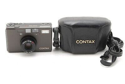 $ CDN2624.57 • Buy 【N MINT】Contax T3 Black 35mm Point & Shoot  Film Camera From JAPAN