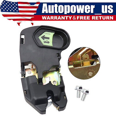 $27.49 • Buy New Trunk Latch Lock Lid Fits For 2001-2005 Honda Civic 74851-S5A-A02 US