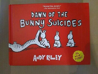 £3.61 • Buy Dawn Of The Bunny Suicides By Andrew Riley (2011, Hardcover)