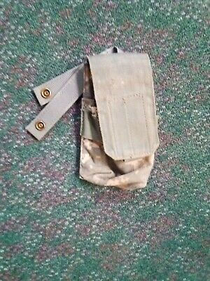$7 • Buy U.S. Army M16/M4 Molle Magazine Pouch ACU Cammo Used