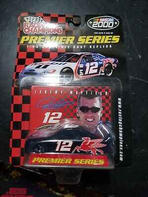 $11 • Buy Jeremy Mayfield Premier Series Nascar 2000 Preview Racing Champions #6 1/64 New