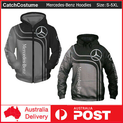 AU36.35 • Buy Mercedes-Benz The Best Or Nothing 3D Printed Polyester Hoodie Pullover