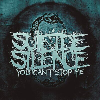 £7.50 • Buy Suicide Silence – You Can't Stop Me - CD - New Sealed Condition
