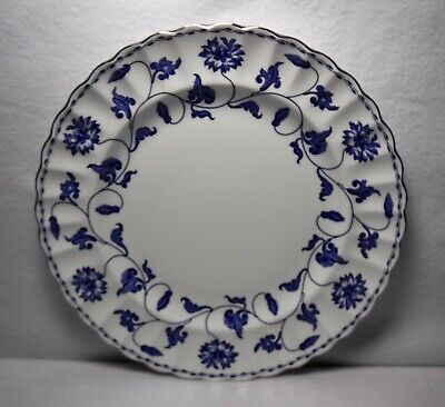 £40.89 • Buy SPODE China COLONEL BLUE Platinum Trim Y8618-AO Pattern Dinner Plate  10-7/8