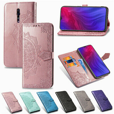 AU8.99 • Buy For Oppo A9 A5 2020 Reno Z F11 A9 AX7 F9 Mandala Wallet Flip Leather Case Cover