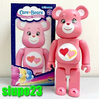 $299.99 • Buy Medicom 400% Bearbrick ~ Care Bears Be@rbrick Love A Lot Bear