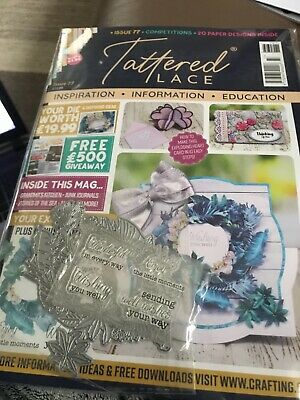 Tattered Lace Magazine Issue 77 BNWG • 5£