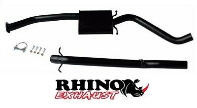 AU275 • Buy VS HOLDEN COMMODORE V6 SEDAN With IRS 2.5  CAT BACK SPORTS EXHAUST SYSTEM -RHINO