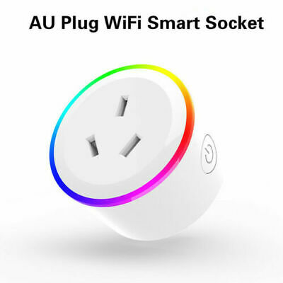 AU19.95 • Buy Wifi Smart Plug Socket Switch Outlet Adaptor Amazon Alexa Google Home 10A AU