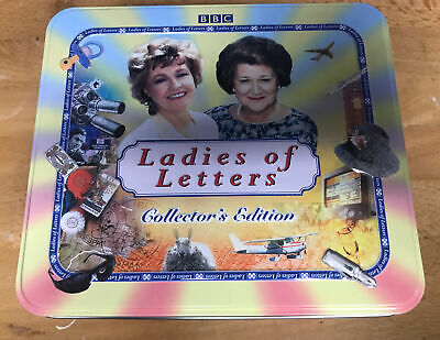 BBC Ladies Of Letters Collectors Edition Tin Box 10 CDs-Routledge Scales-Radio 4 • 49.95£