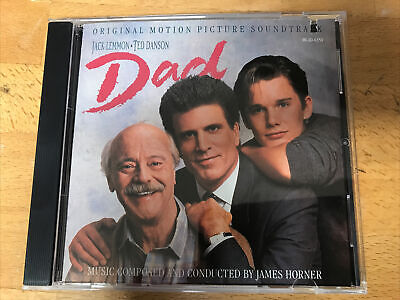 Dad Soundtrack James Horner CD • 18.75£
