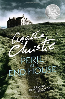 Poirot-Peril At End House Pb BOOK NEUF • 7.86£