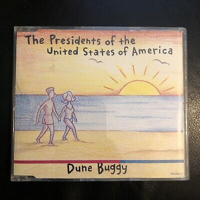 The Presidents Of The United States Of America - Dune Buggy [CD SINGLE] (CD10) • 1.99£