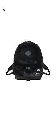 $ CDN251.80 • Buy Supreme The North Face Faux Fur Backpack Black