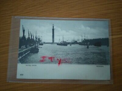 £4 • Buy Royal Dock Grimsby Lincolnshire Printed