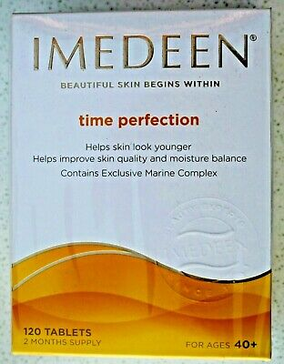 Imedeen Time Perfection 120 Tablets 2 Months Supply New Boxed Sealed Exp 2022 • 40.99£