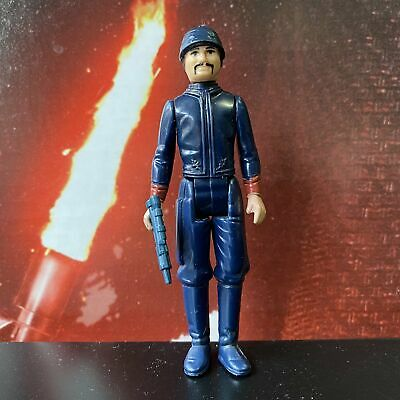 $ CDN20 • Buy Star Wars Vintage Complete Bespin Security Guard Figure 1980