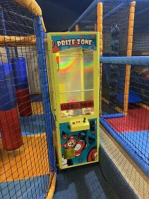 Coin Operated Prizezone Teddy Grabber Arcade Machine • 695£