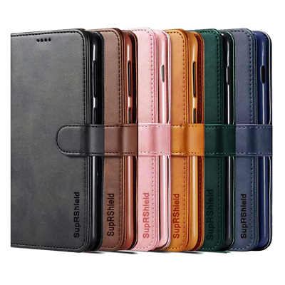 AU8.99 • Buy For Samsung Galaxy S20+ FE Ultra S8 S9 S10 Plus Wallet Leather Flip Case Cover