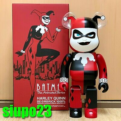 $729.99 • Buy Medicom 1000% Bearbrick ~ Harley Quinn Be@rbrick Batman The Animated Series Ver