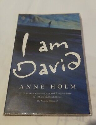 I Am David By Anne Holm (Paperback, 1989) Reading Story Book • 3.98£