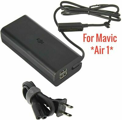 AU46.60 • Buy *DJI Mavic Air 1*  Fast Battery Charger /Charging HUB With Power Cord Adapter AC