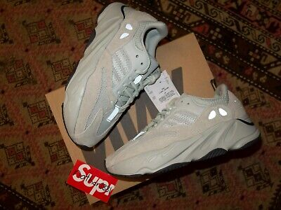 $ CDN700.48 • Buy AUTHENTIC Adidas Yeezy Boost 700 Salt Size 6.5 Grey Wave Runner