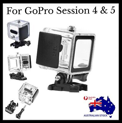 AU32.50 • Buy Waterproof Dive Housing Case For GoPro Session 4 & 5 Safe To 60m AU Stock
