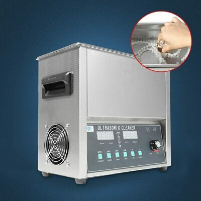 AU115.07 • Buy 1.3L Ultrasonic Cleaner Stainless Steel Heater Timer Industrial Grade Cover RG
